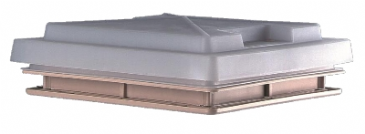 MPK 280 Opaque Rooflight Vent